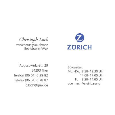 Pinball Party Wittlich - Zurich Versicherung Christoph Loch